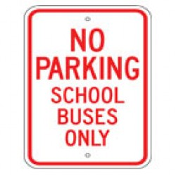 School Parking Signs (1)
