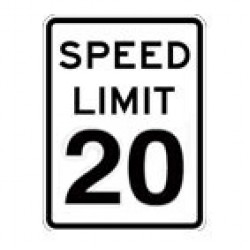 Speed Limit Signs (22)